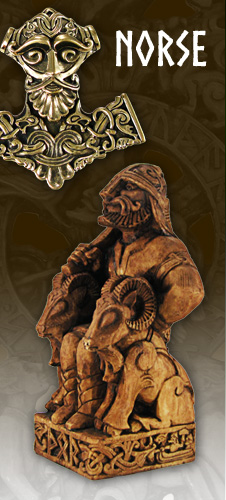 norse and asatru wholesale jewelry and statues